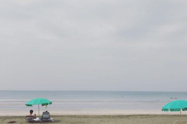 材木座の海【イチ】