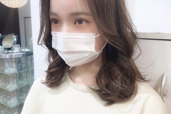 ゆずさんNew hair 【大塚】